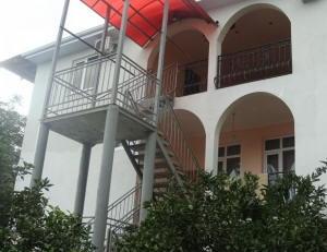 Гостиница в Гаграх