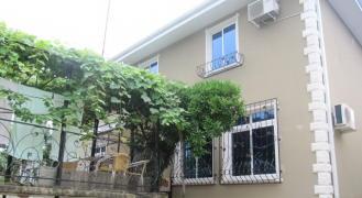Гостевой дом Лукоморье в Гаграх.