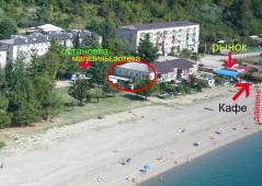Сдаю квартиру на берегу моря в Пицунде