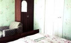 Предлагается великолепный отдых на  Черном море в центре г. Гагра.