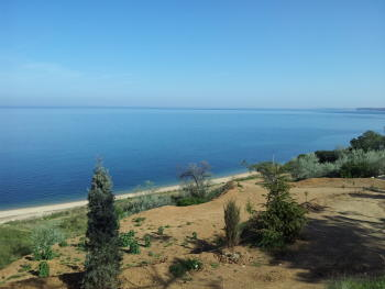 Севастополь. Море. Пляж.