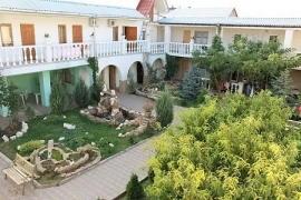 Пансионат в посёлке городского типа Николаевка.