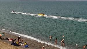 Пляж Николаевки