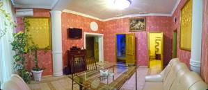 Одесса. На пос. Котовского Отель LaSante.
