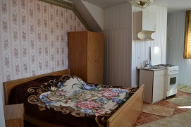 Уютный гостевой дом в Ольгинке