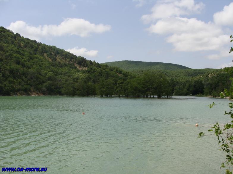 Озеро Сукко.