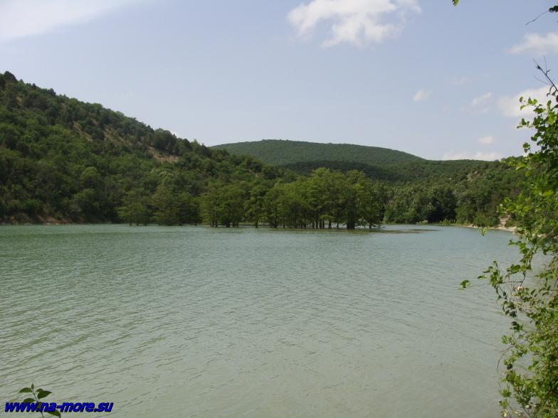 На озере Сукко.