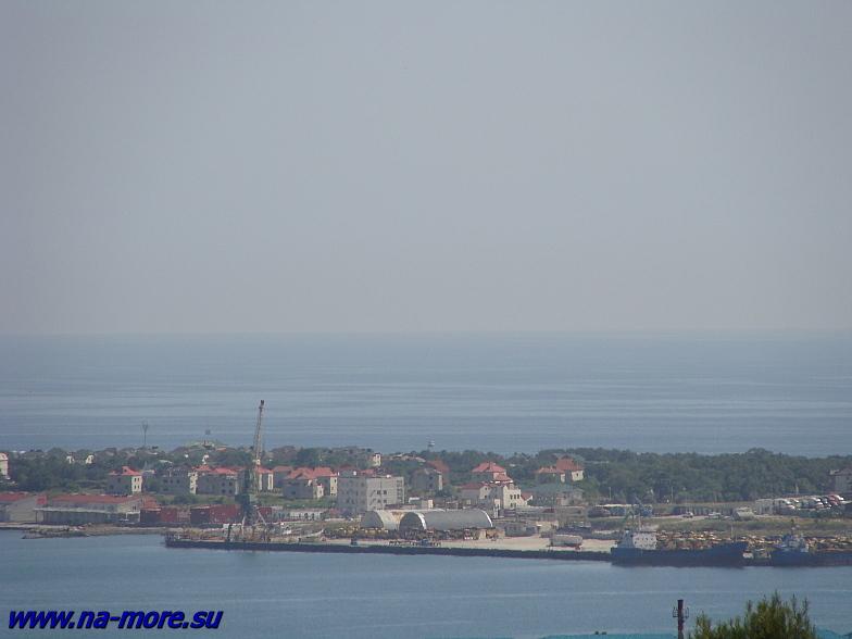 Геленджикский порт.