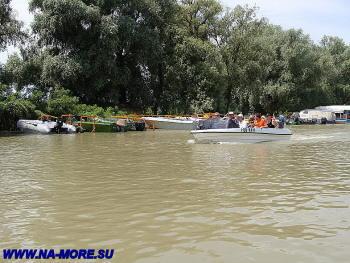 Пристань на Казачьем ерике