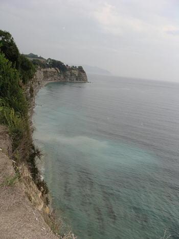 Круча над Чёрным морем