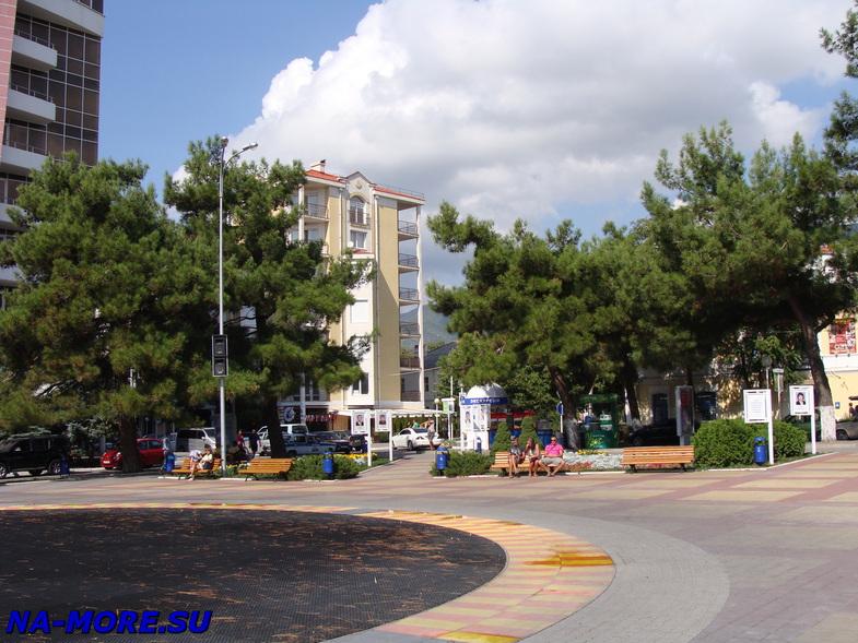 Геленджик. В районе ул.Ленина.