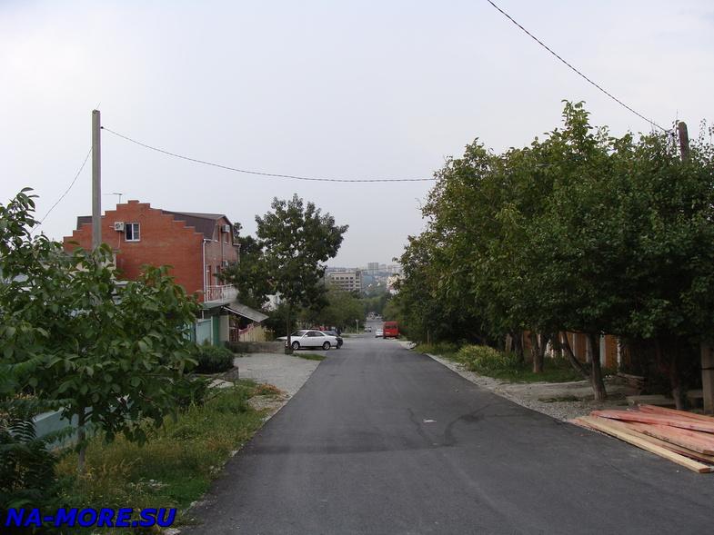 Геленджик. Ул.Садовая.