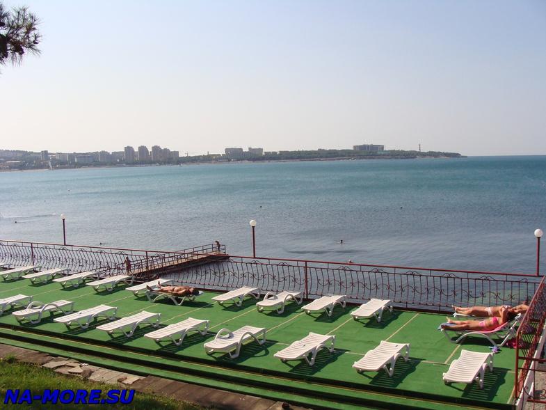 Геленджик, бухта, пляж