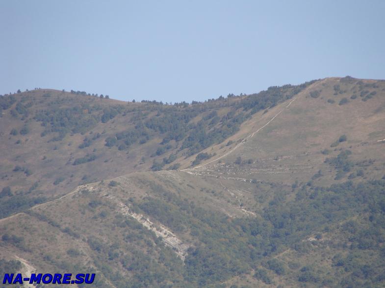 Маркотхский хребет