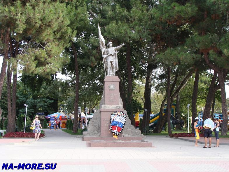 Памятник Воинам победителям