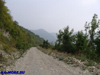 Старая дорога в горы