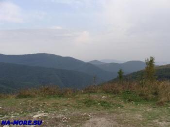 В горах Западного Кавказа