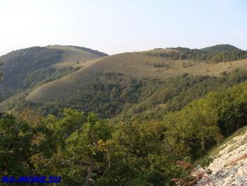 Горы Кавказа