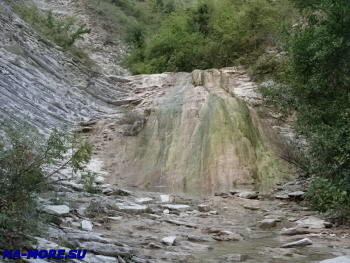 Водопад на реке Ачибс