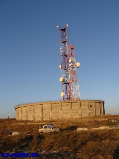Вышки сотовых операторов на месте бывших радаров ПВО