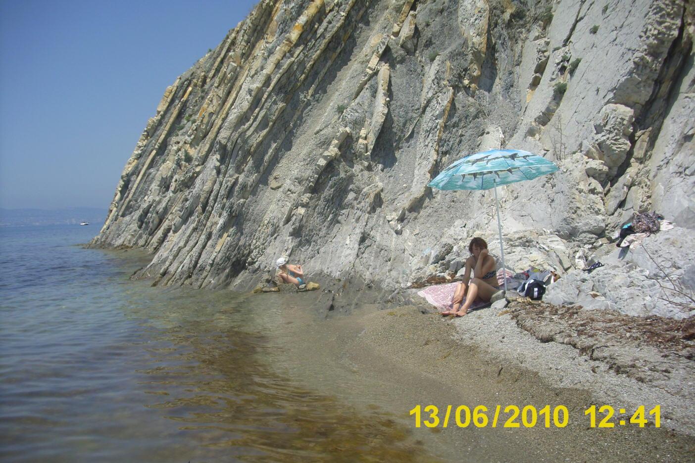 Пляжи Кабардинки Карта, фото и отзывы о пляжах 98
