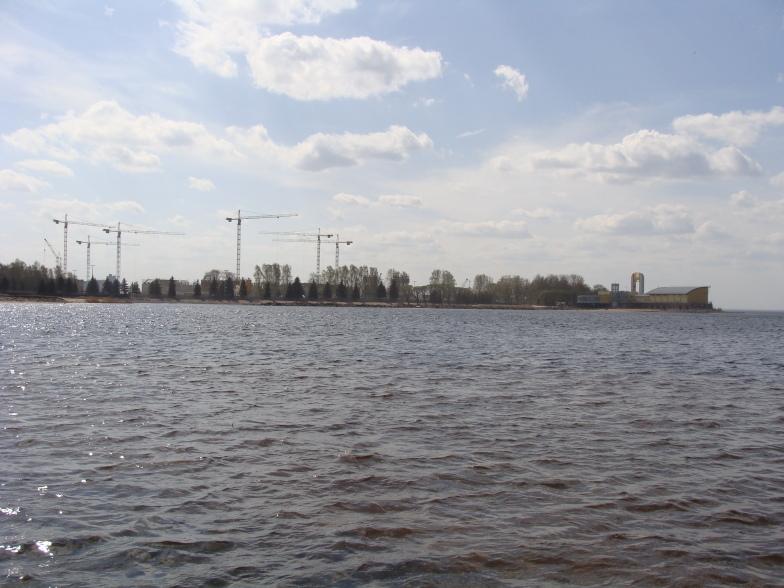 Строительство стадиона на месте снесённого стадиона им.С.М.Кирова