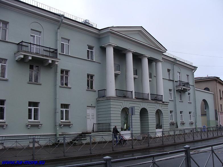 Здание на пр.Ленина в Зеленогорске