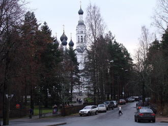 Церковь Казанской иконы Божьей Матери в Зеленогорске