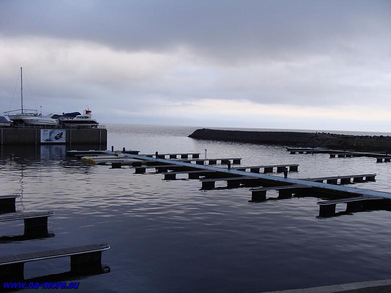Причалы яхт-клуба в Зеленогорске