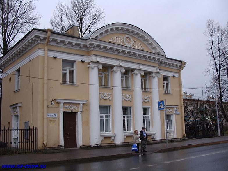На пр.Ленина в Зеленогорске