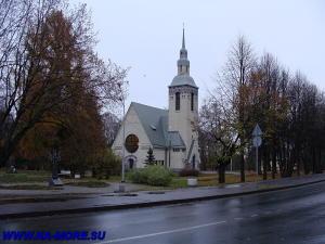 Кирха в Зеленогорске