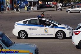 Севастопольcкая полиция