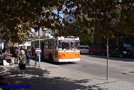 Севастопольский троллейбус
