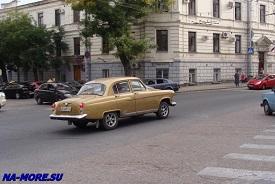 Раритетная Волга в Севастополе