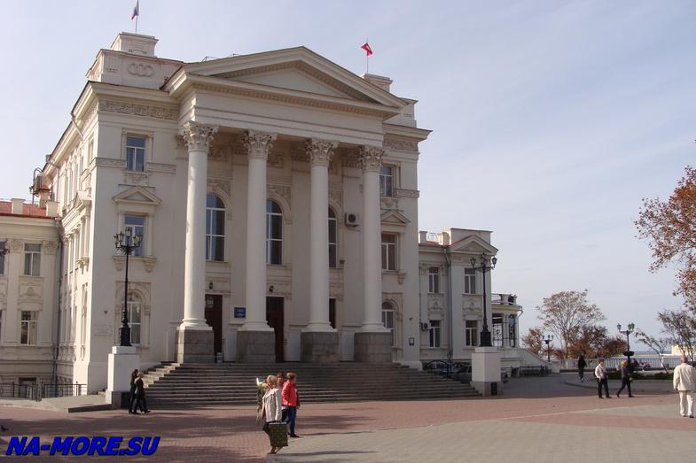 севастопольский дворец детства и юности
