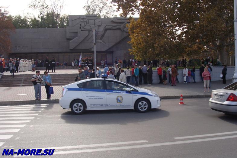 Мемориал обороны Севастополя.