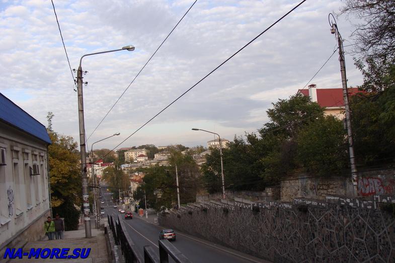 ул.Адмирала Октябрьского