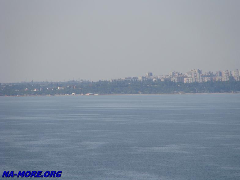Одесса. Чёрное море.