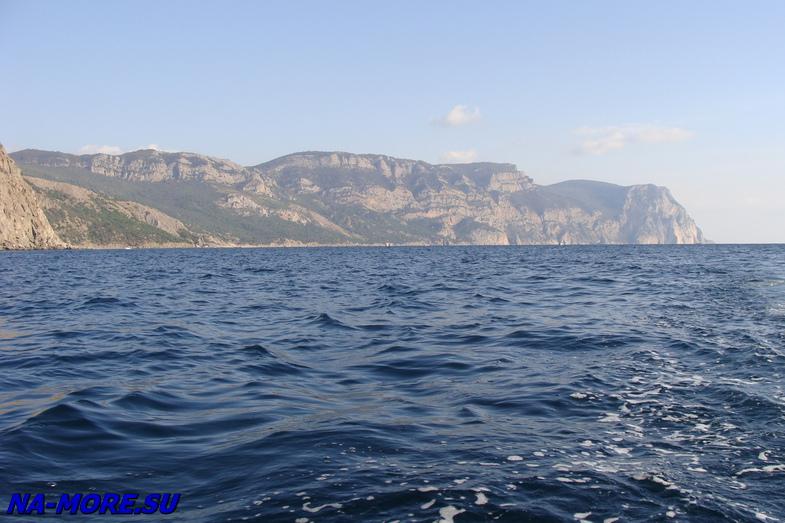 Крым. Чёрное море.