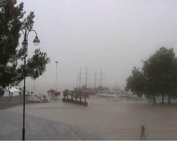 Геленджик. Наводнение.