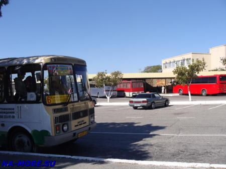 Автовокзал Геленджика