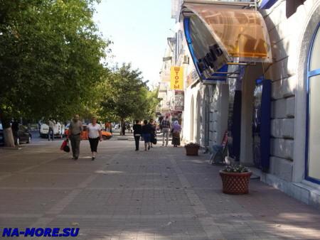 Новороссийск. Ул.Советов