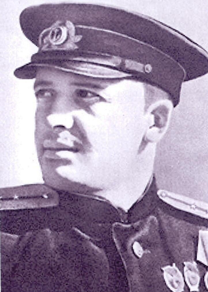 Герой Советского Союза Сипягин Н.И.