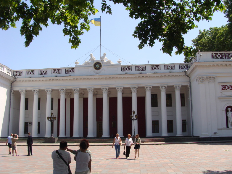 Городской совет Одессы