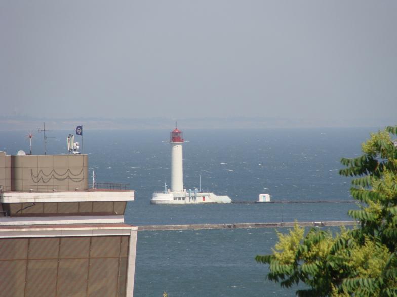 Чёрное море. Воронцовский маяк.