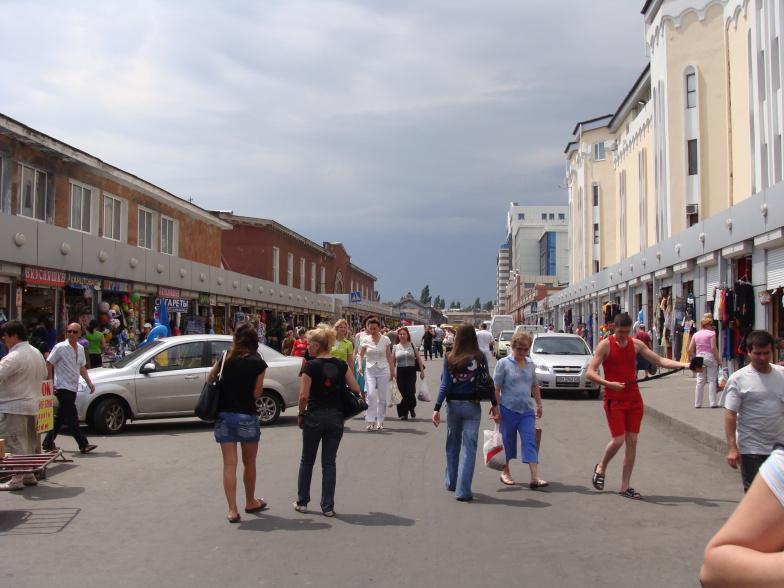 Привоз в Одессе