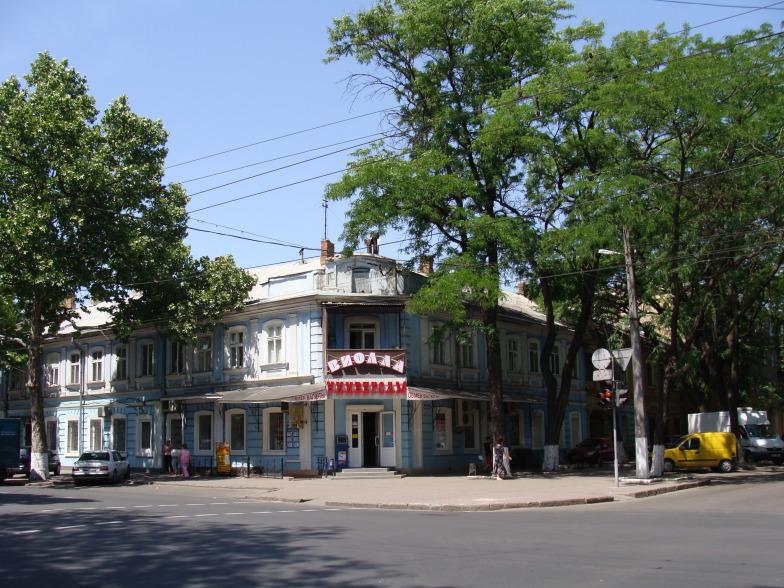 Одесса. На Молдаванке.