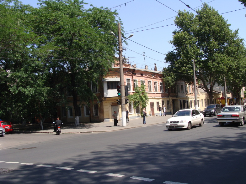 Одесса. Молдаванка