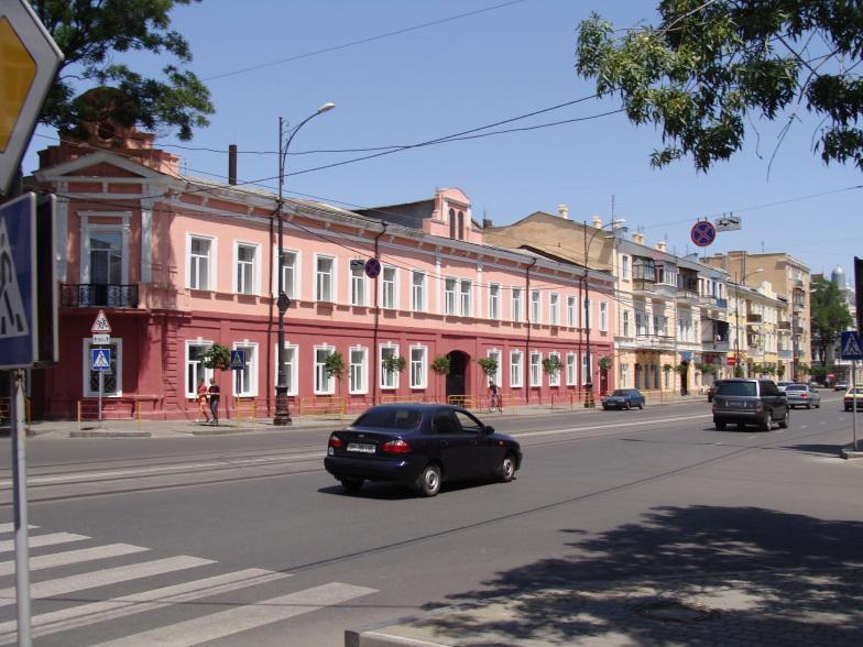 Одесса. Тираспольская улица.