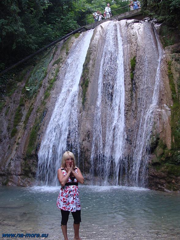 На экскурсионной тропе 33 водопадов.